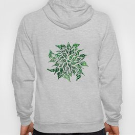 Floral Abstract 23 Hoody