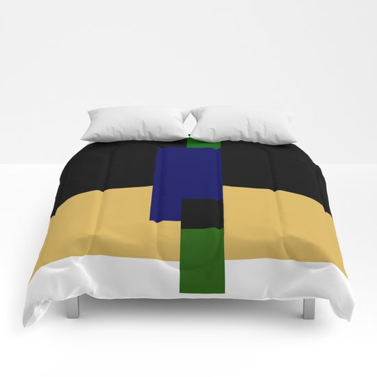 rectangle play Comforters