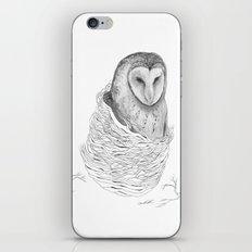 The Owl - Tangled iPhone & iPod Skin