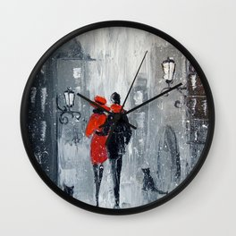 This is an Wall Clock