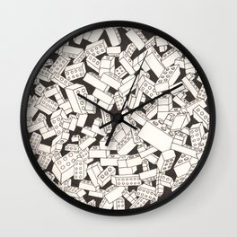 LEGO: Playwell.  Wall Clock