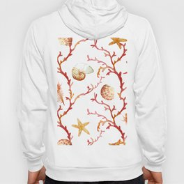 Sea Life Pattern 13 Hoody