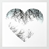 Bright-Hearted Art Print