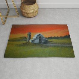 Sunrise Farm Rug