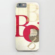 Perpetua B Slim Case iPhone 6s