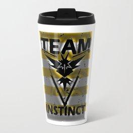 Team Instinct Strip Travel Mug