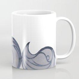 Composition in circle_2. Coffee Mug