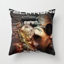 tech n9ne special effect 2020 Throw Pillow