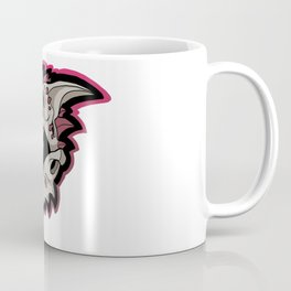 Big Toothy Grin Coffee Mug