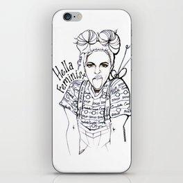 #STUKGIRL EMMA iPhone Skin