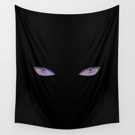 Eyes of Six Paths Wall Tapestry