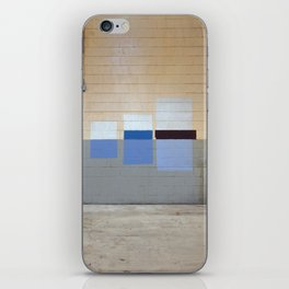 Wall Swatches iPhone Skin