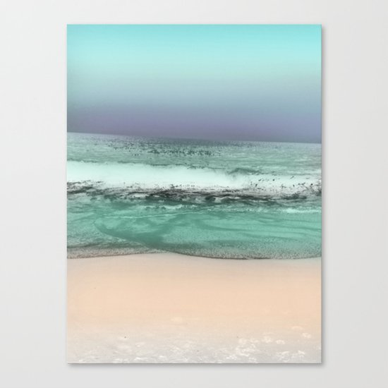 Twilight Sea #2 Canvas Print