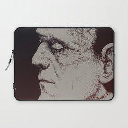 Monster Masters: Boris Karloff Laptop Sleeve