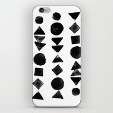 Geometry 3 iPhone & iPod Skin