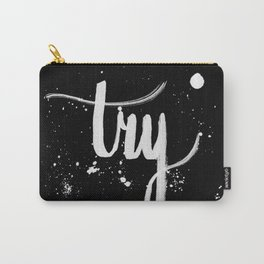 Try Carry-All Pouch