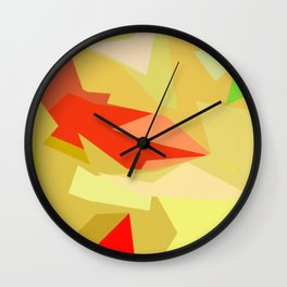 Descanso Wall Clock