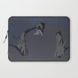 Godzilla vs. King Ghidorah Laptop Sleeve