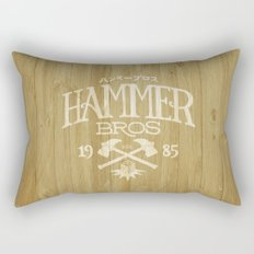 HAMMER BROTHERS Rectangular Pillow
