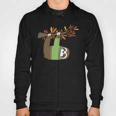 Sweater Weather Sloth Hoody