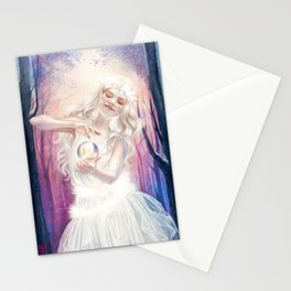 A Winter Fairy Stationery Cards