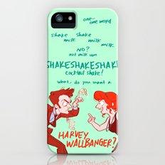 HOW IS HARVEY WALLBANGER ONE WORD iPhone (5, 5s) Slim Case