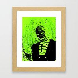 Blight on the World Framed Art Print
