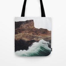 Montaña Wave Tote Bag