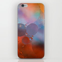 Oil and Water Abstract iPhone Skin