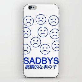 Sadboys Sadbys iPhone Skin