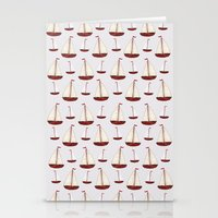 ships Stationery Cards featuring Ships by Stephanie Says