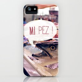 · Mi Pez · iPhone Case