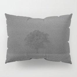 Foggy tree Pillow Sham
