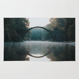 The Devil's Bridge - Landscape and Nature Photography Rug