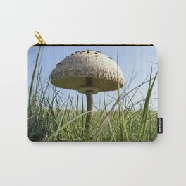 Parasol mushroom Carry-All Pouch