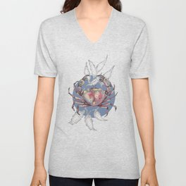 Decapod Unisex V-Neck
