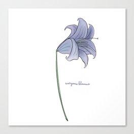Everyone Blooms Canvas Print
