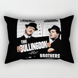 the Bullingdon Brothers Rectangular Pillow