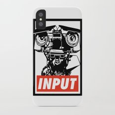 Obey Johnny 5 iPhone X Slim Case