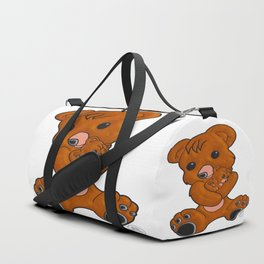 Teddy's Love Duffle Bag