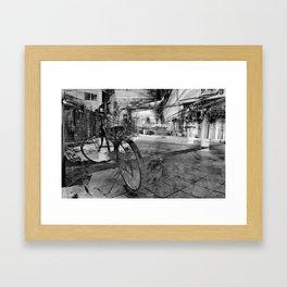 Transportation Framed Art Print