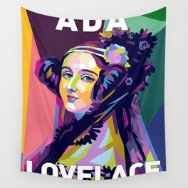 Ada Lovelace Wall Tapestry