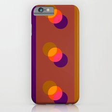 Overlapping circles Slim Case iPhone 6s