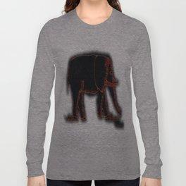 Elephants # 504 Long Sleeve T-shirt