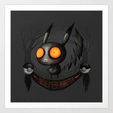 Pocket Monster #025 Art Print