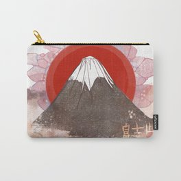 Mount Fujiyama Carry-All Pouch