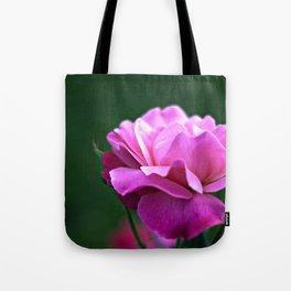 una rosa Tote Bag