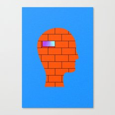 Head Space (No. 1) Canvas Print