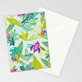 Tropical Retreat Stationery Cards