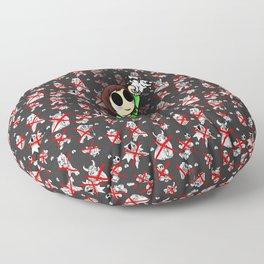 Merciless Floor Pillow